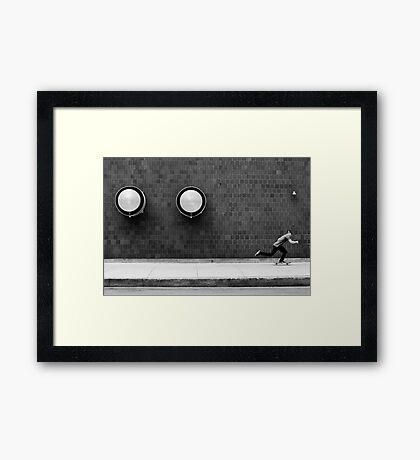 Jesse Neuhaus Framed Print