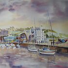 Dover Marina by Beatrice Cloake Pasquier