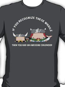 Asterix and Obelix Whailz Tee T-Shirt
