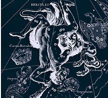 Hercules Constellation by irinatsy