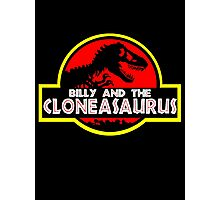 Billy And The Cloneasaurus - The Simpsons Photographic Print