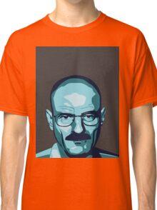 Walter White (Breaking Bad) - Cartoon Classic T-Shirt