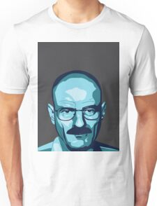 Walter White (Breaking Bad) - Cartoon Unisex T-Shirt
