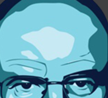 Walter White (Breaking Bad) - Cartoon Sticker