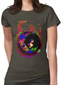 aSyd Womens Fitted T-Shirt