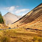 Scotland Highway by Robert Dettman