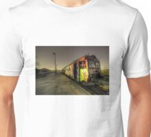 Pula Graffiti train  Unisex T-Shirt