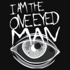 The One Eyed Man (Invert) by LewisColeman