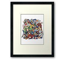 StudioGhibli Framed Print