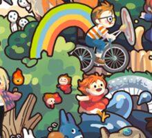 StudioGhibli Sticker