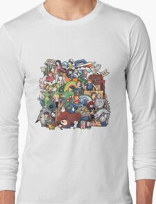 StudioGhibli Long Sleeve T-Shirt