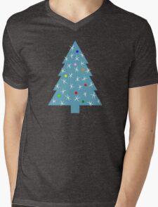 Tree 5 Mens V-Neck T-Shirt
