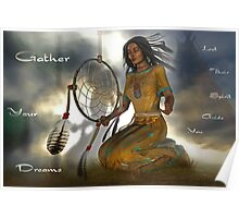 gather your dreams Poster