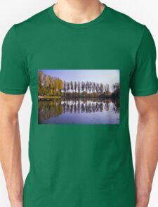 Line of Trees - Nature Photography T-Shirt