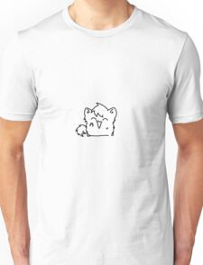 Hi I'm Kitty Mroo Unisex T-Shirt