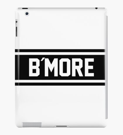 B More iPad Case/Skin