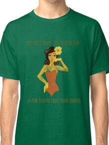 Sassy Feminism 2 Classic T-Shirt