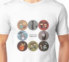 StudioGhibli Pins Unisex T-Shirt