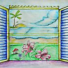my dream view window  by thuraya o