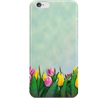 Tulip Fields iPhone Case/Skin