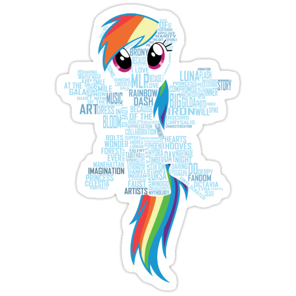 I am a brony because... by jblee22