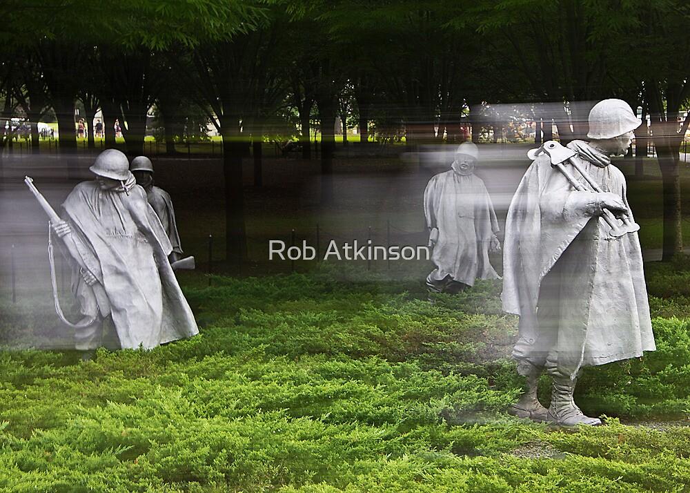 On Duty by Rob Atkinson