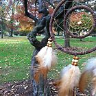 Original Dream Catcher by Caroline McMaster