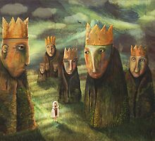 In the Company of Kings by fizzyjinks