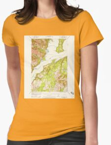 USGS Topo Map Washington State WA Point Misery 243168 1936 62500 T-Shirt