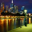 Melbourne City by KateJasmine