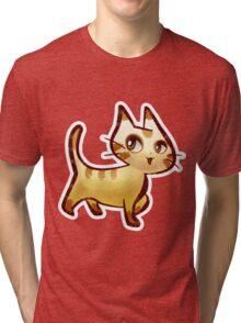 Pretty Kitty Tri-blend T-Shirt