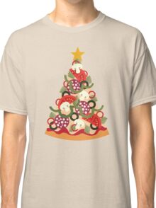 Pizza on Earth - Pepperoni Classic T-Shirt