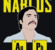 Pablo Escobar - Silver Lead by Leopard