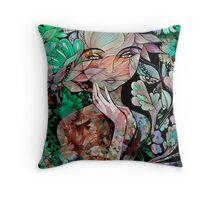 'La Madre' Throw Pillow