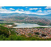 Cocha Lake. Photographic Print