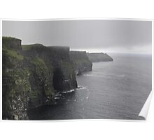 Moher in the Morning Poster