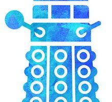 dalek blue version by dclete