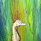 sea goddess by Kaye Bel -Cher