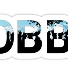 A Voyage Sticker