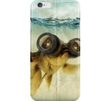 Lens eyed fish iPhone Case/Skin