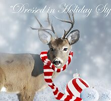 """ Dressed in Holiday Style"" by Debbie  Fontaine"