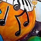 Orange Notes by Rob Atkinson