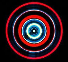 Bullseye by Rob Atkinson