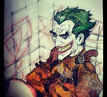 Jokers asylum by Cyron Quinones