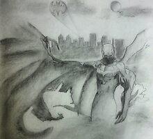 Dark Knight by Cyron Quinones