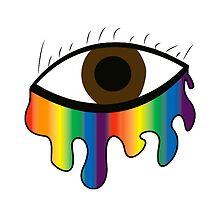 Crying Rainbow by impulsiVdesigns