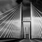 M. E. Thompson Memorial Bridge by Christine Annas