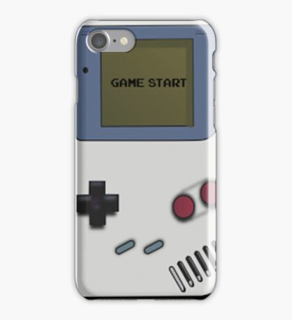 Nintendo Gameboy  iPhone Case/Skin