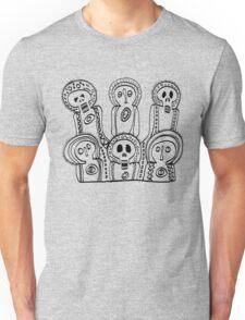zombification across the nation Unisex T-Shirt