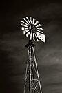 B&W Windmill by KBritt